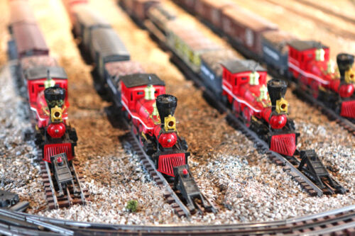 What Are the Different Sizes of Model Trains?