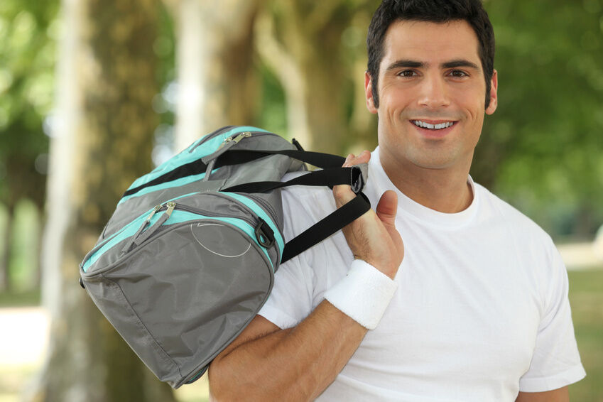 Tips for Keeping Your Gym Duffle Bag Smelling Fresh