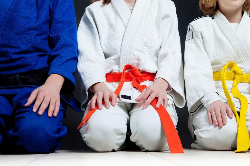 welche grundausstattung braucht man als judo anf nger ebay. Black Bedroom Furniture Sets. Home Design Ideas