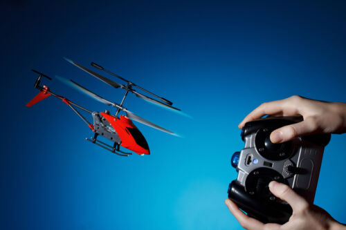 How to Fly a Radio Control Helicopter