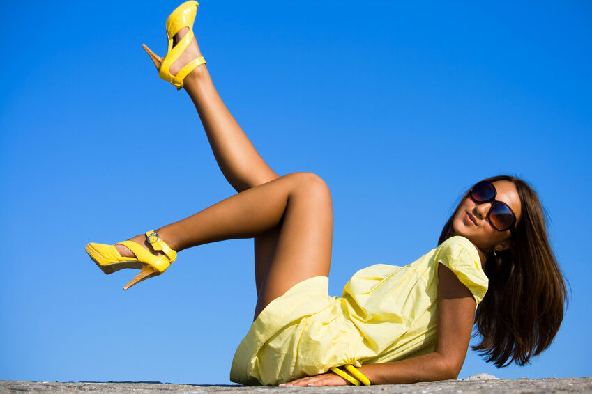 What to Wear With Lemon Shoes
