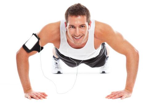 So stört der iPod beim Sport nicht: Mit Armbändern haben Sie die Hände frei