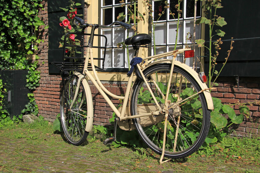 What to Look for When Buying a Used Dutch Bike