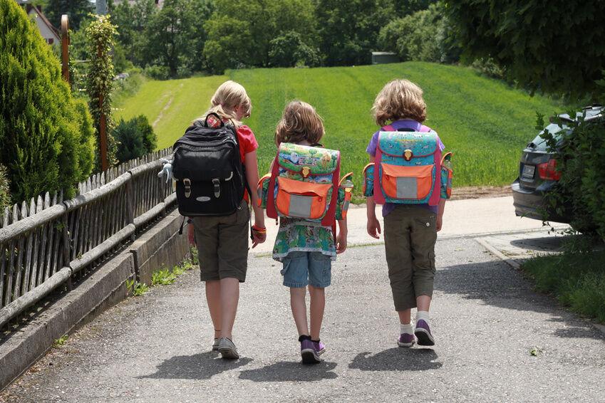 So finden Sie den richtigen Schulrucksack für jede Körpergröße