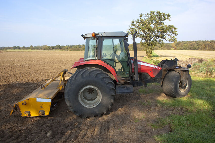 Top Considerations When Buying a Rotavator