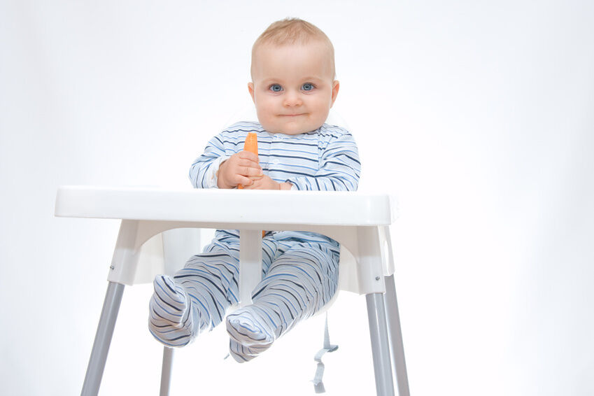 How To Use A High Chair For Your Baby S First Meal Ebay