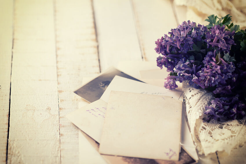 Your Guide to Antique Birthday Cards