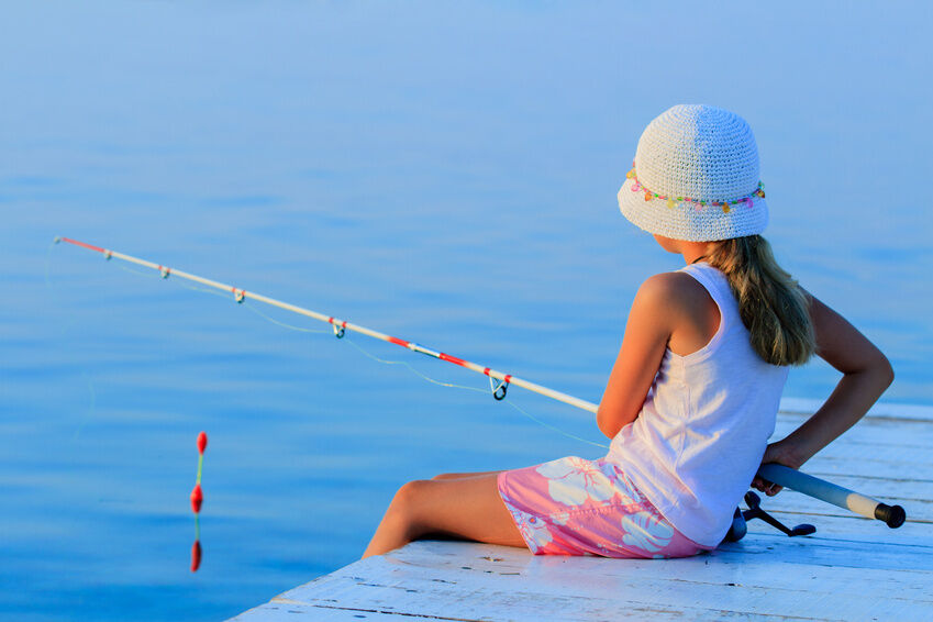 Top 3 coarse fishing poles for kids ebay for Youth fishing pole