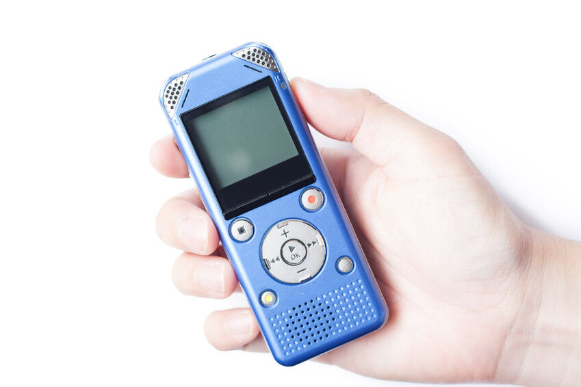 Top 5 Tips for Buying a Voice Recorder