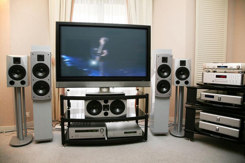 how to set up yamaha surround sound system