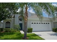 6 Bed Pool/spa/games room villa on Amazing Guard Gated Resort with Shuttle mins to Disney in Florida