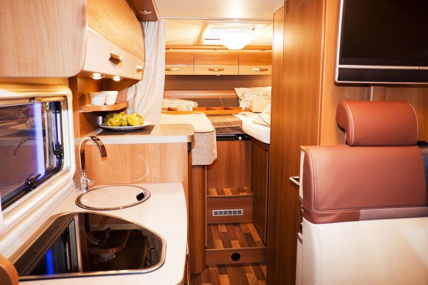 Top Accessories For A Campervan Interior Ebay