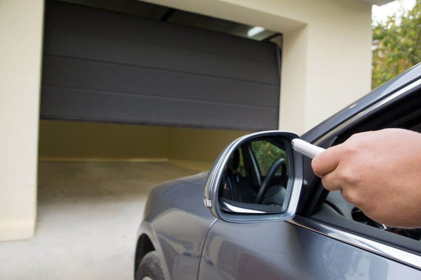 how to clone a garage door remote