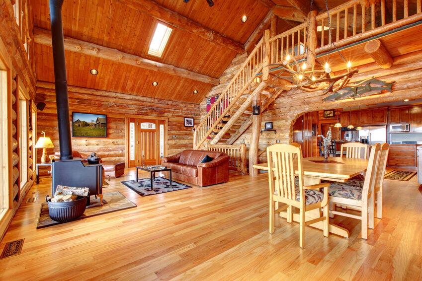 Einrichtungsideen Für Möbel Aus Massivholz