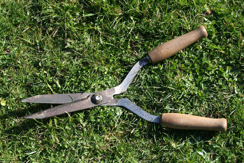 Lovely How To Sharpen Garden Tools At Home