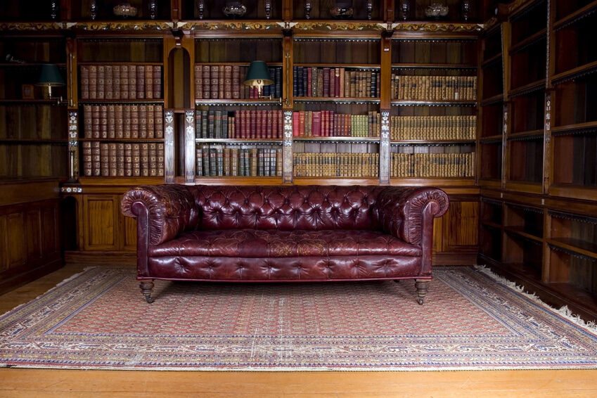 How To Care For Chesterfield Leather Furniture