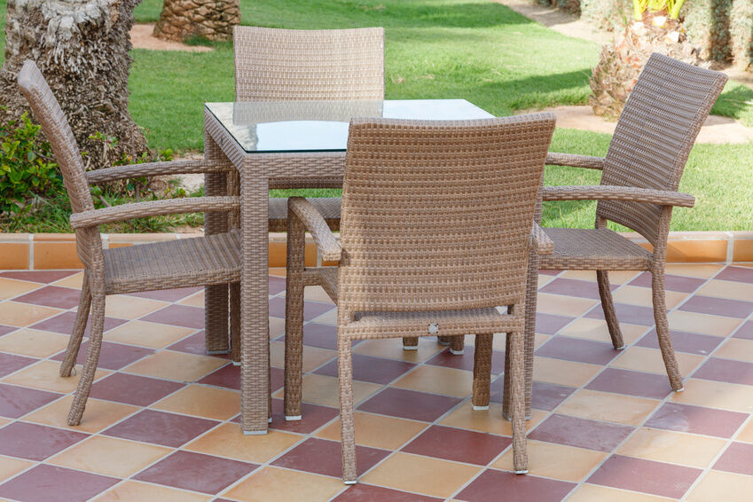 The Construction Of Rattan Furniture