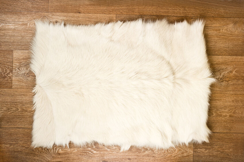 How To Clean A Lambskin Rug