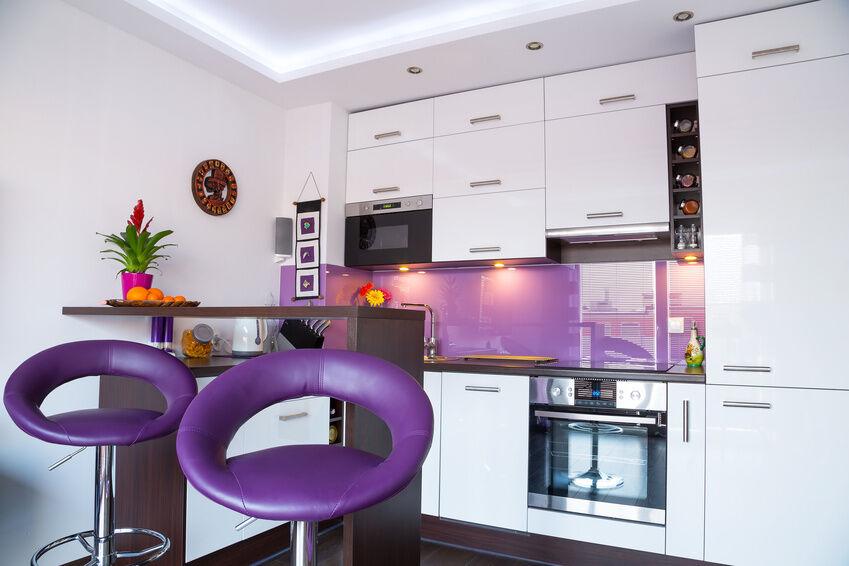 Einbauküchen Mit Hochglanz Erhalten Sie Bei Fast Allen  Küchenmöbelherstellern In Jedem Preissegment. Zu Den Wesentlichen Vorteilen  Von Hochglänzenden ...