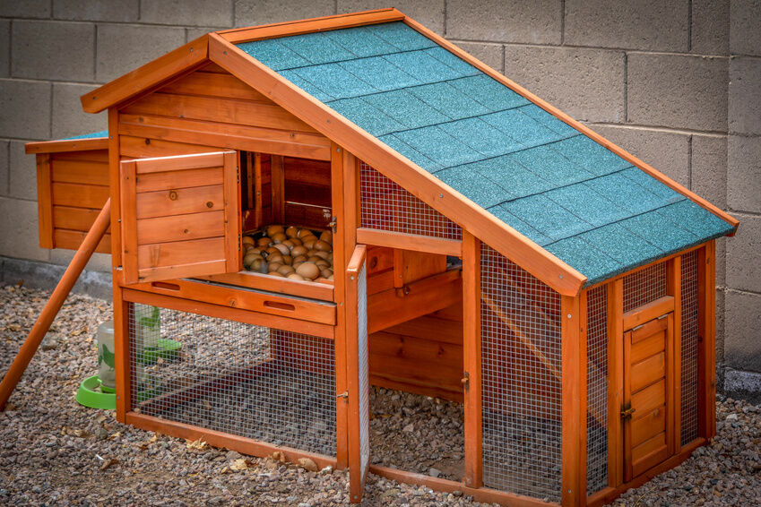 Nice Building A Chicken House Part - 5: How To Build A Chicken House