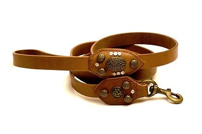 SALE! Royal Antique Crystal Leash for Dogs