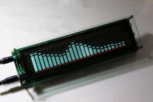 Music Audio Spectrum AK2515 VFD Screen VU Meter 15 Level Indicator For Amplifier