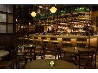 Bartenders - Cool spot in Soho