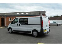 Vauxhall Vivaro Sliding Side Door With Window