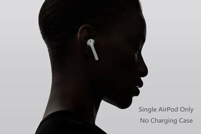 Apple 1st Gen AirPods Wireless Headphone Right Only - Genuin A1523 Bluetooth