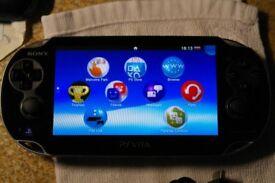 PS Vita - great condition