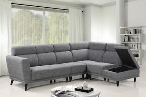 sectional couches - Brampton Sale (GL930)
