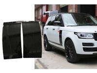 Gloss Black Side door vent molding Land Range rover L405 2014 2015 2016 2017