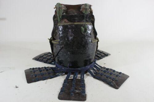 2 Iron Plates DOU of YOROI (armor) : EDO : 4.78 kg