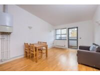 SPACIOUS 1 BED APARTMENT IN WAREHOUSE CONVERSION - HOLLOWAY