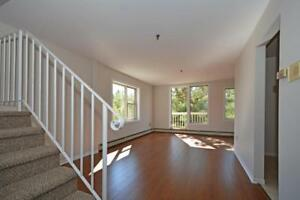 Large 2 bedroom 2 level suite available for November!