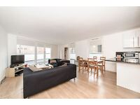 Purpose built modern 3 bed with 360 degrees balcony - £550pw