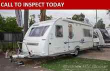 CU688 Adria Lightweight Caravan, Huge Front Lounge Panoramic View Penrith Penrith Area Preview