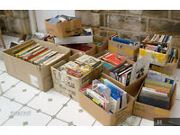 Books - job lot