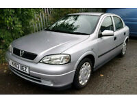 Vauxhall Astra 1.4 LS - 1 LADY OWNER / LOW MILEAGE