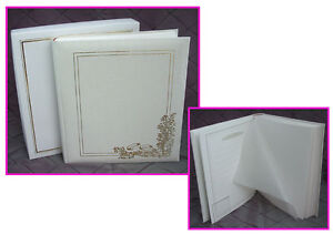 Beautiful-Satin-Effect-Traditional-Wedding-Photo-Album-12x10-photos-Boxed