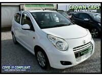 Suzuki Alto 1.0 SZ4 WHITE 2010 MODEL +BEAUTIFUL LOW MILEAGE EXAMPLE+