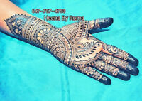 Henna Artist For Your Special Henna Event-Mississauga & BRAMPTON