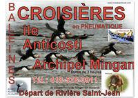 Croisières Anticosti,    Les Excursions aux Îles Mingan