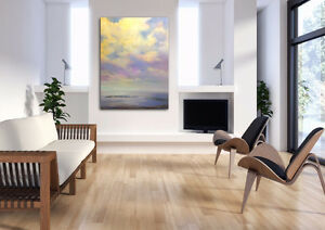 Enliven HOME or OFFICE space with original Canadian ART West Island Greater Montréal image 9
