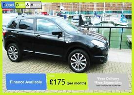 Nissan Qashqai 1.6dCi 2WD Tekna FSH Start Stop ** TOP SPEC ** PRICED TO SELL