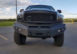 Smitty built Armour bumper for 2007-2010 Dodge Ram 2500 and 3500