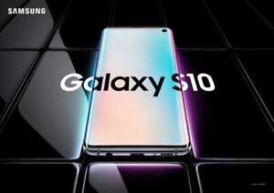 SAMSUNG S10E S10 S10+ FACTORY UNLOCKED BRAND NEW $1000