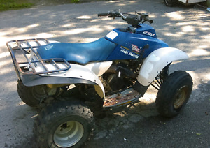 91 Polaris Trailboss 250 2x4
