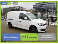 Volkswagen Caddy Maxi 1.6TDI 102PS BlueMotion Tech Maxi Air Con Cruise Control