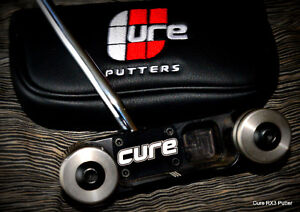 Authentic CURE RX3 putter -195$ neg. (Scotty, Ping, Taylor Made)